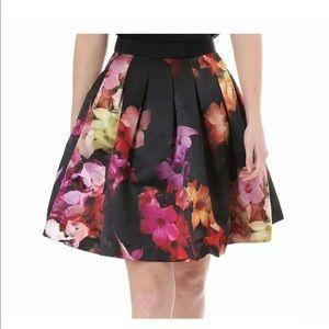 Ted Baker London Cascading Floral Full Skirt